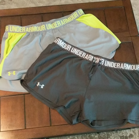 Under Armour Pants - Under armour 2 Pair Shorts